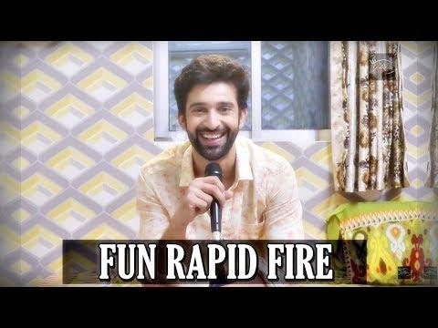 EXCLUSIVE L Fun Rapid Fire With Rajveer Singh L Sufiyana Pyaar Mera