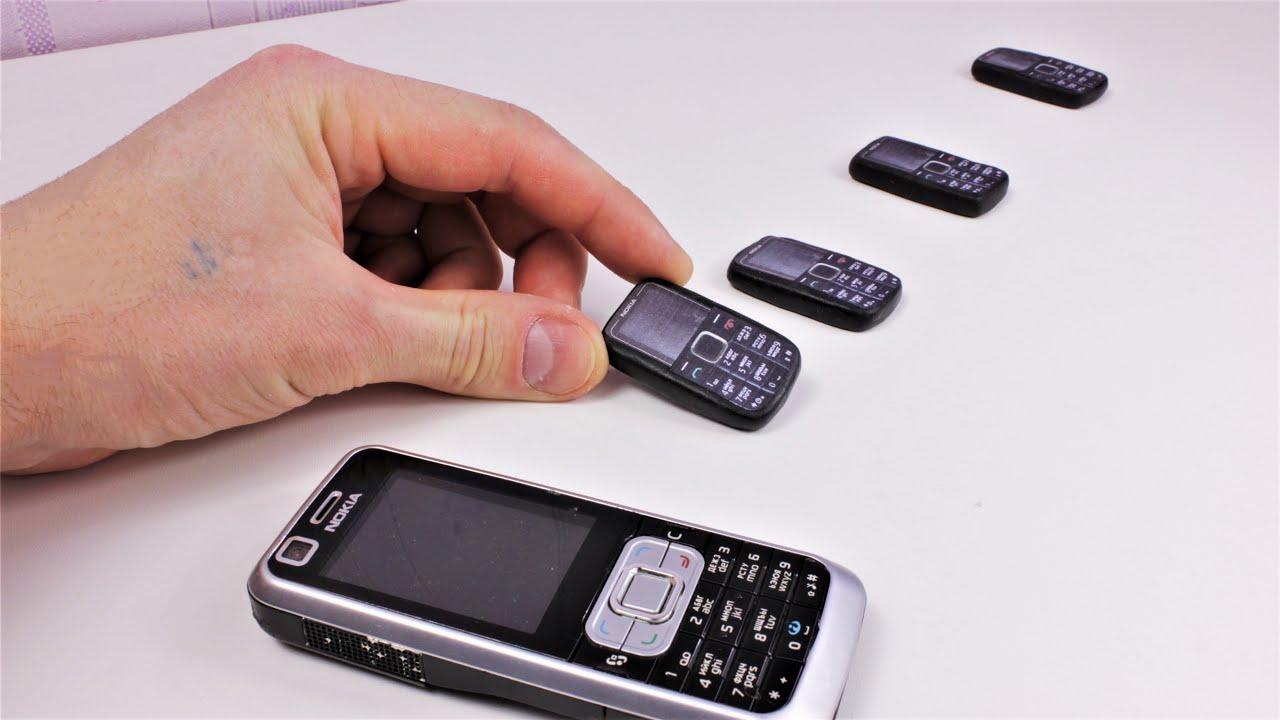 Crazy phone / Stop Motion / ASMR.