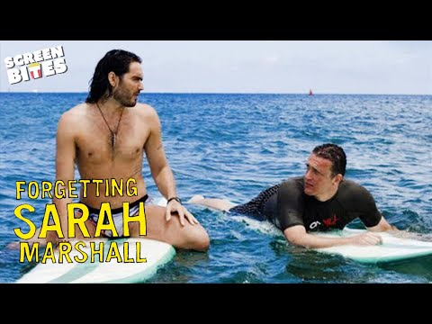 Forgetting Sarah Marshall Surf scene Russell Brand Jason Segel OFFICIAL HD VIDEO