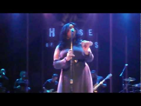 Lalah Hathaway House of Blues Chicago -Breathe