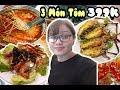 Chỉ 399k Ăn Tôm càng xanh 3 món thả ga (Tôm Sốt Tiêu Đen, Lẩu Tôm Càng Xanh, Tôm Nướng)