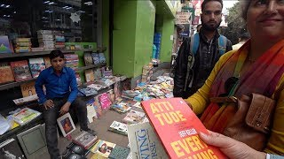 You Won't Believe What Indians Are Reading!   India's Largest Second Hand Book Market 🇮🇳