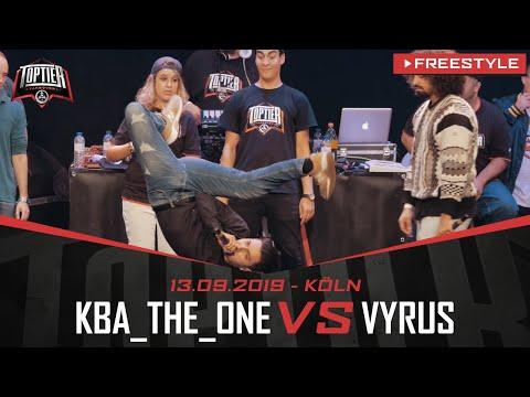 KBA_THE_ONE vs. VYRUS