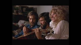 Kris Kristofferson, Susan Aspach, George Segal - Chester the goat (Blume in love, 1973)