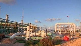 Berber legen Erdgasleitung von Libyen nach Italien still