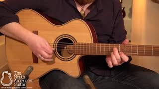 Andrew White Cybele 1003 Acoustic Guitar Played By Ben Smith (Part Two)