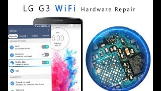 LG G3 (D855) WiFi and Bluetooth won