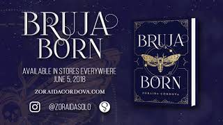 Bruja Born is here!