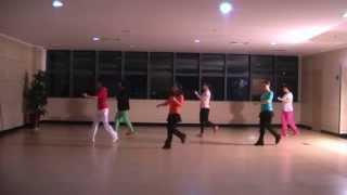 Linedance - Baila Mi Cumbia-节奏大师