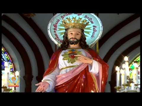 Sacred Heart Basilica_Puducherry_13-04-2018_Part-01