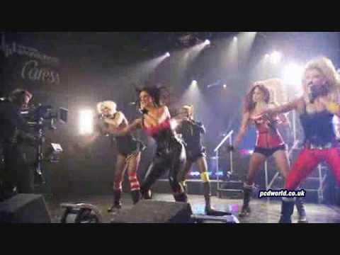 Take Over The World - The Pussycat Dolls (Walmart Soundcheck)