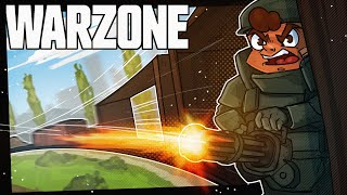 IM THE JUGGERNAUT BISH! - Warzone Season 5