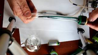 немного усовершенствовать солевой обогреватель для аквариума;salt heater for the aquarium