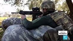La Turquie déploie des forces en Irak contre les rebelles kurdes