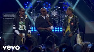 Snoop Dogg - Q&A Part 1 (Live on the Honda Stage at the iHeartRadio Theater LA)