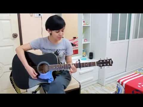 Orang Thailand Menyanyikan lagu SHAE Sayang