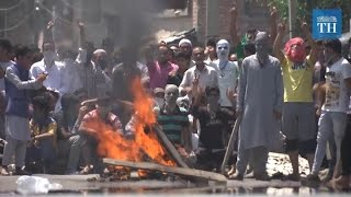 Unrest in the Kashmir Valley