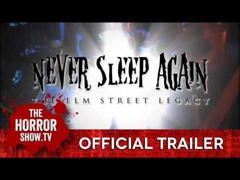 Trailer do filme Never Sleep Again: The Elm Street legacy