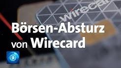 Der Börsenabsturz von Wirecard