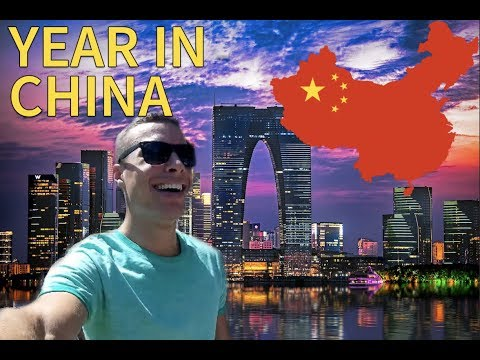 YEAR in CHINA Ep.1 | First Week in Suzhou | XJTLU