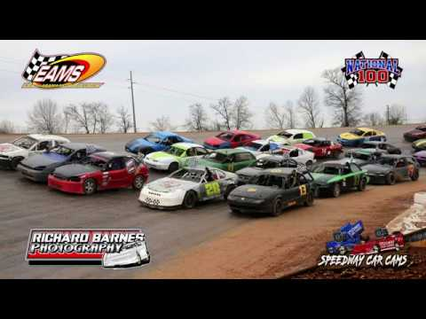 Winner - #5 Stormie Cowart - Hotshots - National 100 - 1-27-19 East Alabama Motor Speedway