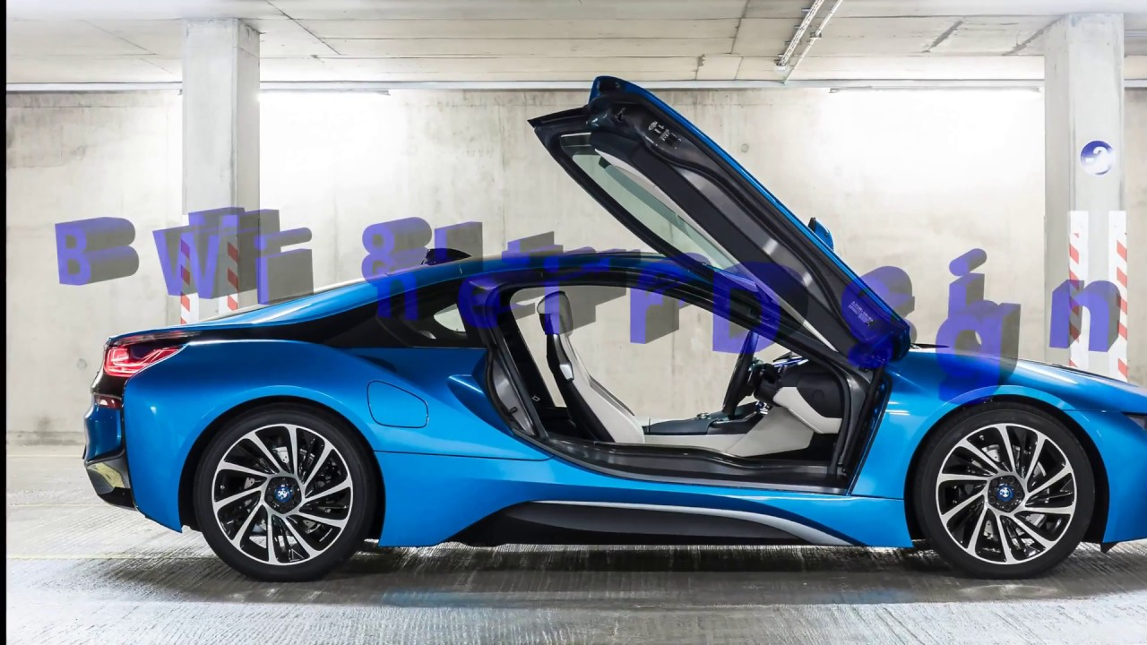 Bmw I8 Price Interior Exterior And Displays In 4k Ultra Hd