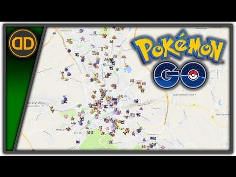 Pokémon GO - Live Map Tutorial [Let's Help] [deutsch / german]