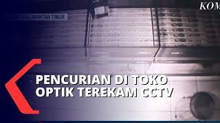 Pencurian di Toko Optik, Pelaku Gondol Rp 1,3 Juta dari Kotak Kasir