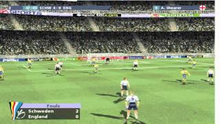 Lets play Uefa Euro 2000 German part 12 HD (PC)