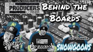 "Snowgoons- ""DJ Illegal, Det Gunner, DJ Crypt"", DJ Stress Pariah Rebel and Leo RecNplay interview"
