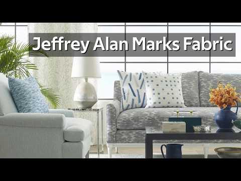 Jeffrey Alan Marks Fabric | L.A. Design Concepts