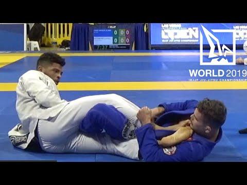 Lucas Gualberto VS Pedro Veras / World Championship 2019