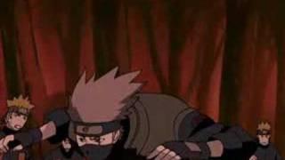 Naruto and Sakura-The Animal I Have Become