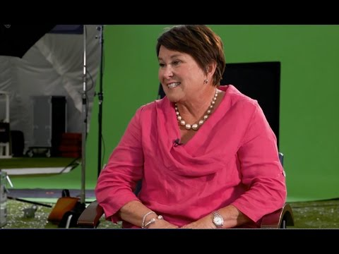 Titans All Access: 1-on-1 with Amy Adams Strunk - YouTube