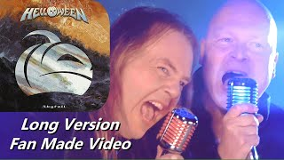 HELLOWEEN - Skyfall (Long Version Single, Exclusive Altenative Vocals Mix) (MUSIC VIDEO)