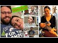 VLOGMAS DAY 20 | Gigi Belly Laughing, Grocery Shopping, & Jessica's New Nails
