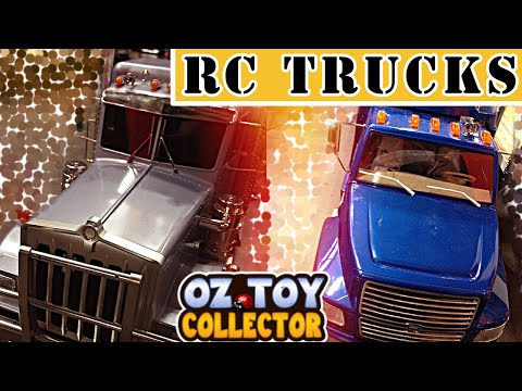 RC Truck RC Fire Truck Excavators Construction Toy Ford Truck Mack Truck PART 2