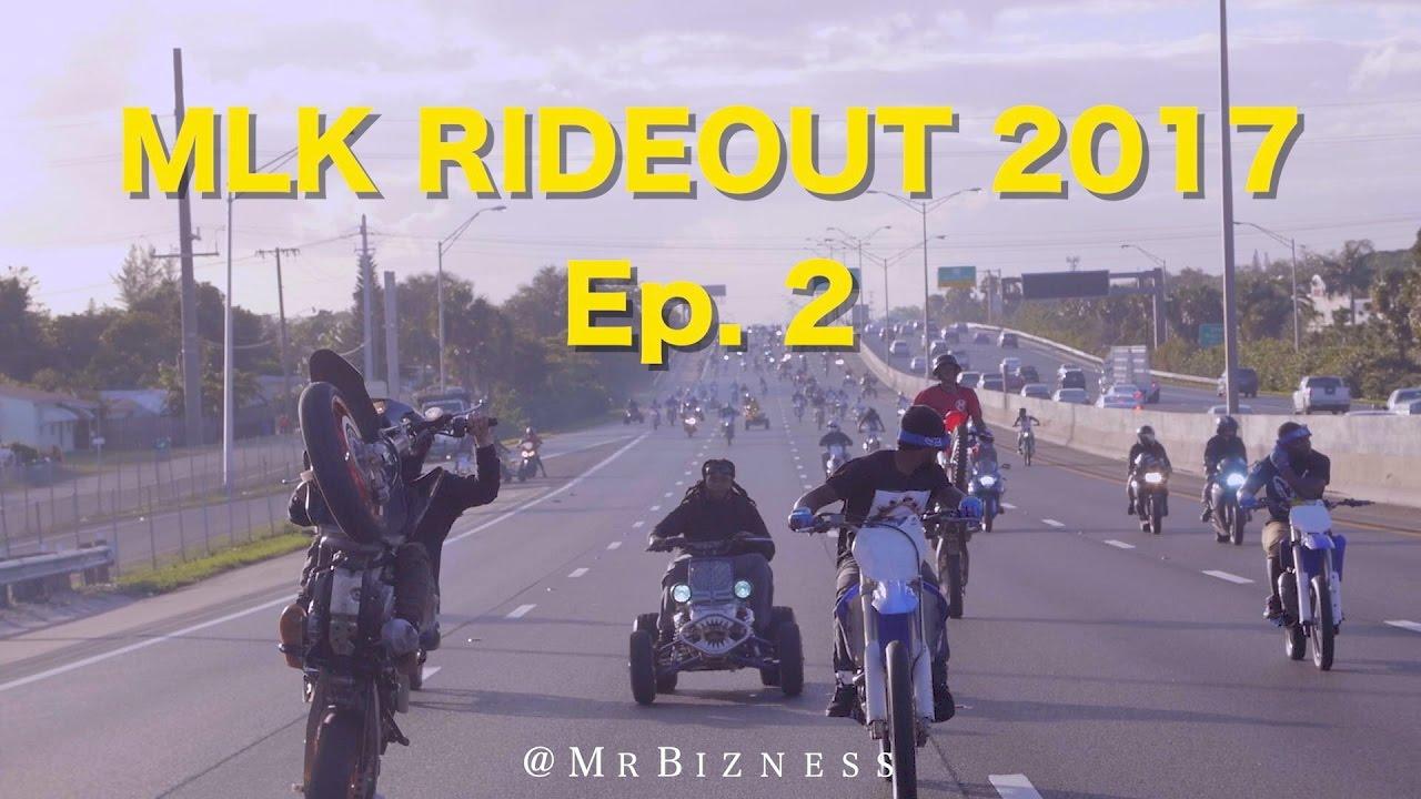 Bikelife Miami MLK RideOut 2017 Ep. 2 (Dir By @MrBizness ...