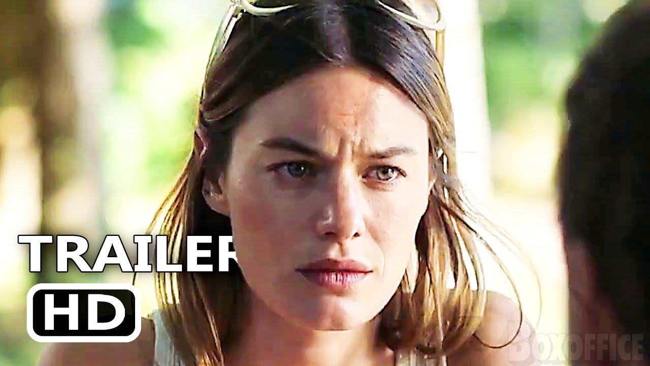 THE DEEP HOUSE International Trailer (2021) Camille Rowe, Thriller Movie