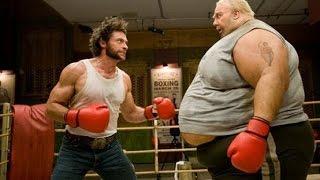 Росомаха против Пузыря   Логан ищет Саблезубого   Люди Икс: Начало. Росомаха (2009)
