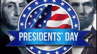Presidents Day for Students History Social Studies Washington Lincoln Holiday