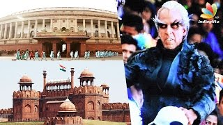 Akshay Kumar to destroy major Indian landmarks in Shankar '2.0' | Shooting Spot