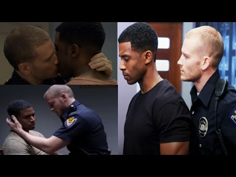 Officer Justin First Time He Kissed A Boy ft. Jeffrey Harrington