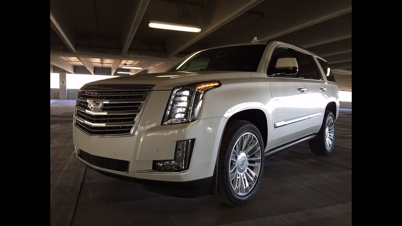 2015 cadillac escalade platinum review. Black Bedroom Furniture Sets. Home Design Ideas