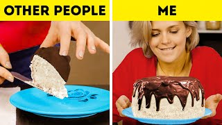 27 FOOD TRICKS YOU CAN RELATE TO || SECRETS, HABITS, JOKES
