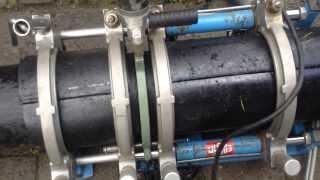видео Сварочный аппарат для пластиковых и полиэтиленовых труб