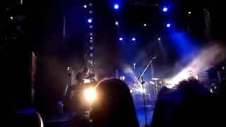 HD - Clueso - Out of Space (live) @ Orpheum,Graz 2014 Austria