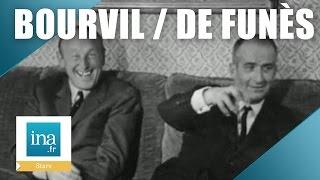 Bourvil et Louis de Funès racontent