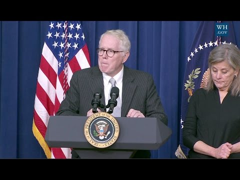 Dad Bravely Talks About His Daughter's Opioid Addiction At White House Ceremony