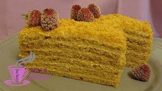 Торт Карамельная девочка | Просто тает во рту | Caramel Girl Cake